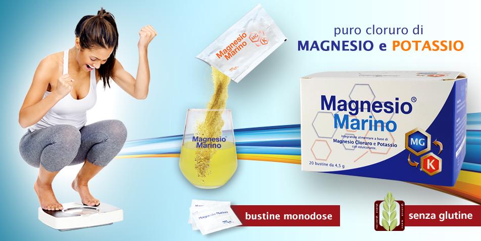 perché il cloruro di magnesio serve a perdere peso