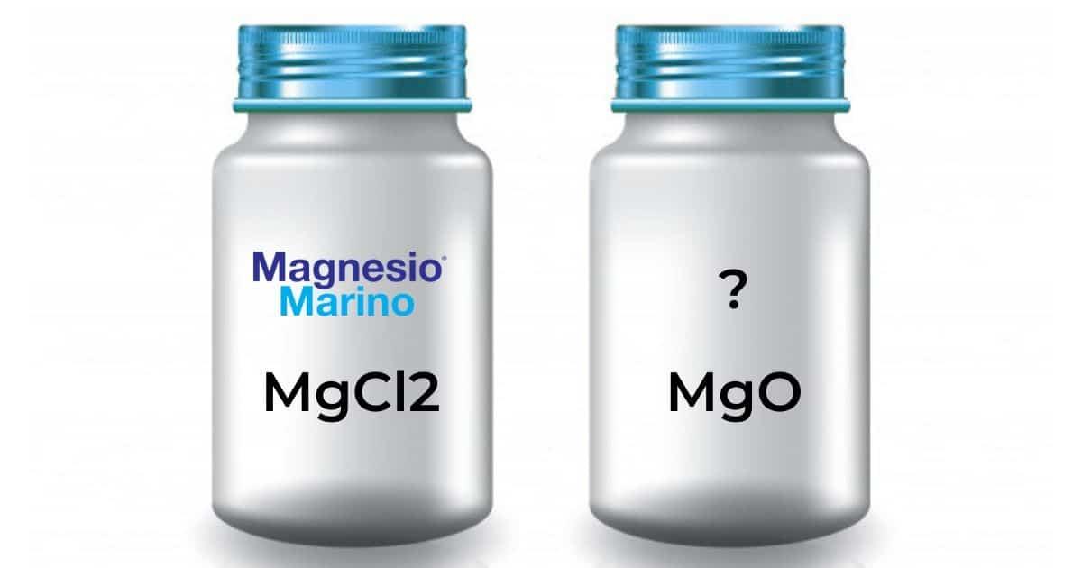 Integratori di magnesio: ossido o cloruro, qual è il più adatto?