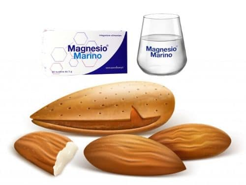 Mandorle e Magnesio Marino®