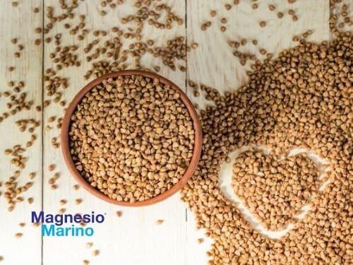 Ciotola di grano saraceno