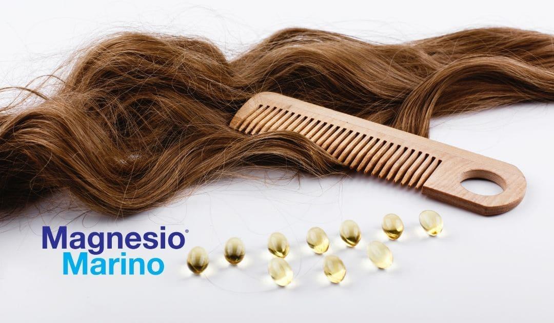 Come rinforzare i tuoi capelli con Magnesio Marino®