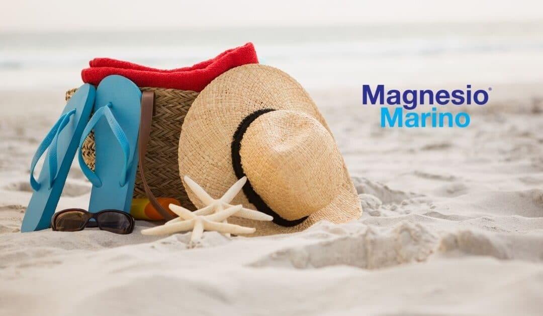 Come affrontare il caldo dell'estate: i consigli di Magnesio Marino