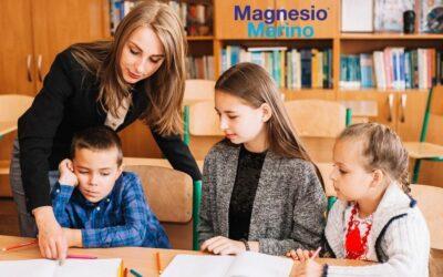 Tre motivi per assumere Magnesio Marino per favorire la memoria, la concentrazione e lo studio