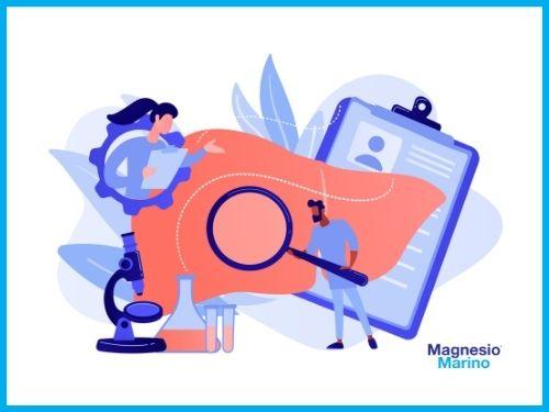 Illustrazione di medici che studiano le funzioni del fegato