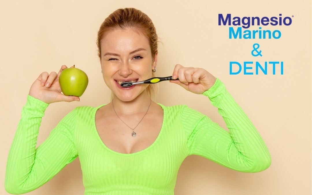 Magnesio e Denti: scopri le proprietà benefiche di questo prezioso minerale